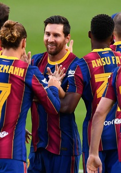 Griezmann ghi bàn, Barcelona giành cúp Joan Gamper