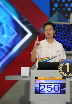Điều đặc biệt về nữ sinh vô địch Đường lên đỉnh Olympia 2020