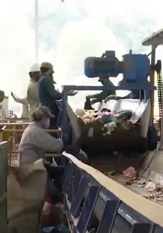 Giải tỏa bế tắc tại Khu xử lý rác thải Nghĩa Kỳ, Quảng Ngãi