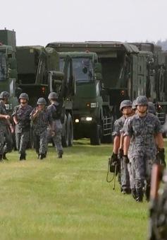 Ngân sách quốc phòng Nhật Bản dự kiến tăng kỷ lục