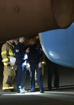 Không lực 2 chở Phó Tổng thống Mỹ hạ cánh khẩn cấp vì sự cố động cơ