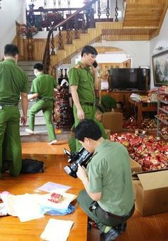 Thu giữ hơn 1.200 bánh Trung thu không bảo đảm VSATTP