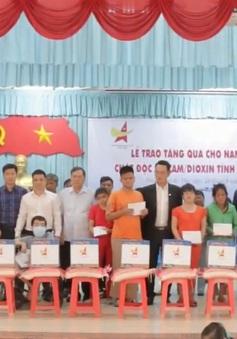 Hỗ trợ nạn nhân chất độc da cam/dioxin tại Tiền Giang