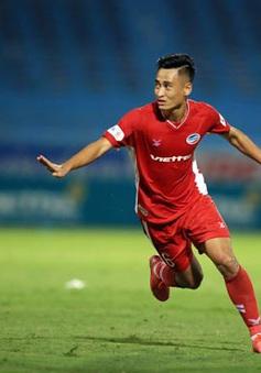 Kết quả CLB Viettel 1-0 CLB Sài Gòn: Vũ Minh Tuấn ghi bàn phút bù giờ, Viettel thắng kịch tính!