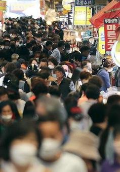 """Số ca mắc mới tạm sụt giảm, Hàn Quốc vẫn rất """"sốt ruột"""" trước dịp Trung thu"""