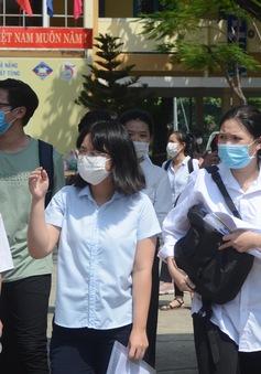Phổ điểm thi tốt nghiệp THPT đợt 2 ở Đà Nẵng tương đồng với đợt 1