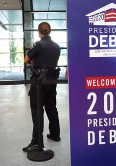 75% người dân Mỹ đón xem cuộc đối đầu trực tiếp đầu tiên giữa 2 ứng viên Tổng thống