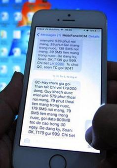 """[INFOGRAPHIC] Từ 1/10/2020, chủ thuê bao di động có thể đăng ký không nhận tin nhắn, cuộc gọi """"rác"""""""