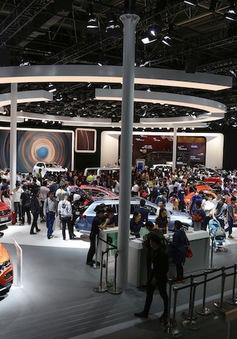 Nhiều mẫu xe tương lai ra mắt tại triển lãm ô tô quốc tế Bắc Kinh 2020
