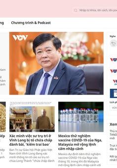 Đài Tiếng nói Việt Nam ra mắt nền tảng nội dung số VOVLive