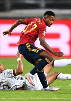 UEFA Nations League sáng 4/9: ĐT Đức 1-1 Tây Ban Nha, Ukraine 2-1 ĐT Thuỵ Sĩ