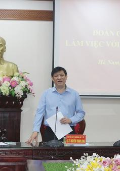 Bệnh viện Bạch Mai và Bệnh viện Hữu nghị Việt Đức cơ sở 2 sẽ sớm đi vào hoạt động