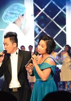 Lắng đọng với tiết mục của Mỹ Linh - Tùng Dương tại VTV Awards 2020