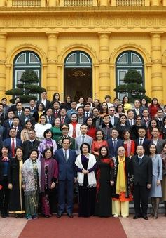 Phó Chủ tịch nước Đặng Thị Ngọc Thịnh gặp mặt tri ân những tấm lòng vàng năm 2020