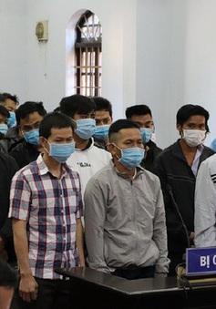 Hoãn phiên tòa xử Trịnh Sướng do 1 bị cáo có giấy chứng nhận tâm thần