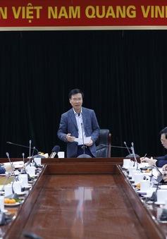 Trung tâm Báo chí phục vụ Đại hội XIII của Đảng khai trương vào ngày 22/1