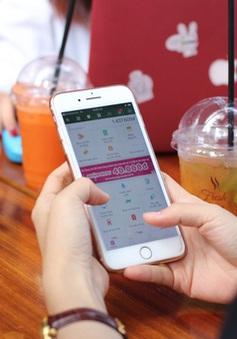 Thanh toán qua mobile tăng gấp đôi trong năm 2020