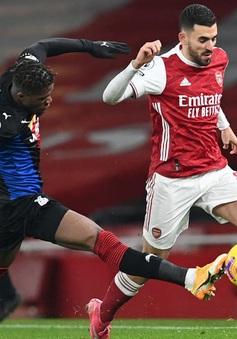 """Arsenal 0-0 Crystal Palace: """"Pháo thủ"""" đứt mạch chiến thắng"""