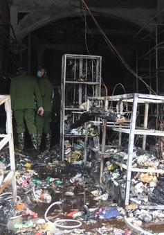 Cháy căn nhà 3 tầng, một học sinh lớp 9 tử vong