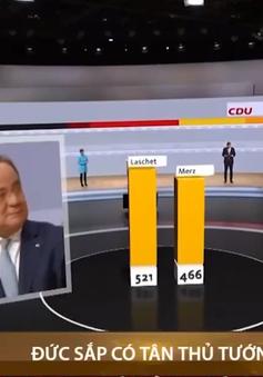 Đức sắp có tân thủ tướng mới