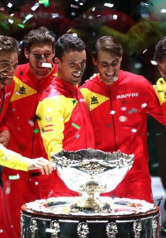 Davis Cup 2021 sẽ thay đổi thể thức thi đấu