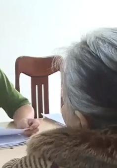 Cảnh báo giả danh Công an lừa đảo người già
