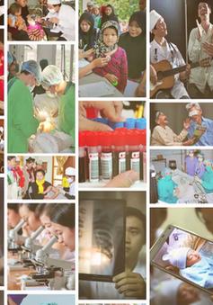 """Công bố Hệ sinh thái VTV Sức khỏe và Giao lưu """"Dấu ấn Y tế 2020"""""""