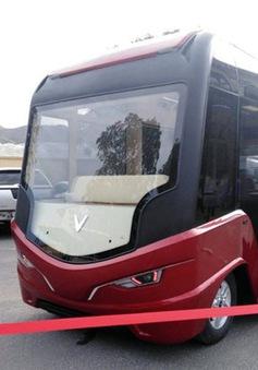Hà Nội đề xuất thí điểm xe bus điện giảm ô nhiễm môi trường