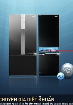 Thực hư chuyện tủ lạnh có thể diệt khuẩn