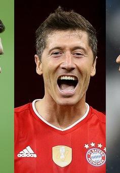 Đội hình xuất sắc nhất thập kỷ: Lewandowski sánh vai cùng Ronaldo và Messi