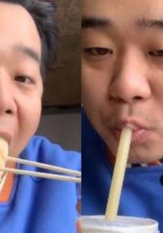 Vlogger Trung Quốc qua đời ở tuổi 19 vì thói quen ăn uống quá đà