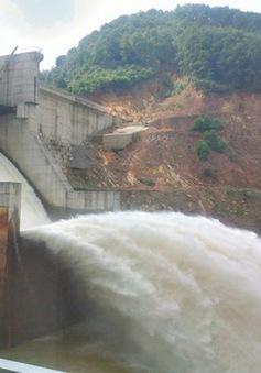 Đảm bảo an toàn nhà máy thủy điện A Lưới sau khi xảy ra sự cố