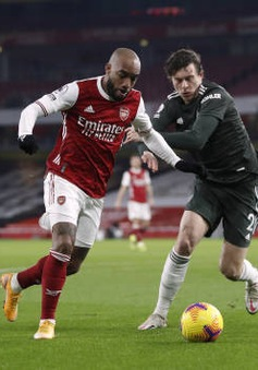 [KT] Arsenal 0–0 Manchester United: Chia điểm ở Emirates!