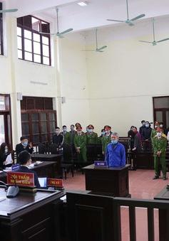 Chống người thi hành công vụ, Giám đốc HTX Nghĩa Phương lĩnh án tù