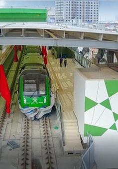 Hoàn tất đánh giá, đưa đường sắt Cát Linh - Hà Đông vận hành vào giữa tháng 1/2021