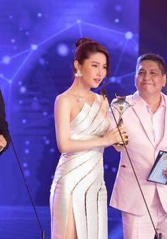 """Diễm My 9X giành Nữ diễn viên truyền hình xuất sắc nhất tại Ngôi Sao Xanh 2020 nhờ phim """"Tình yêu và Tham vọng"""""""