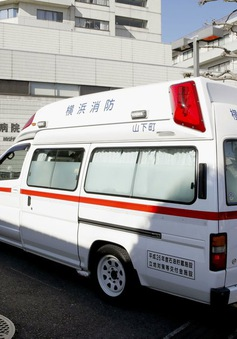 Hơn 2.400 ca mắc COVID-19/ngày, thủ đô Tokyo của Nhật Bản đưa ra mức độ cảnh báo cao nhất