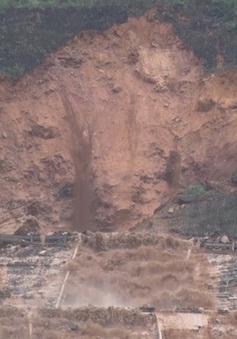 Nứt đường ống ở thủy điện A Lưới do rung chấn động đất