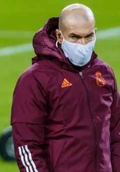 Zidane phải cách ly vì tiếp xúc với người nhiễm COVID-19