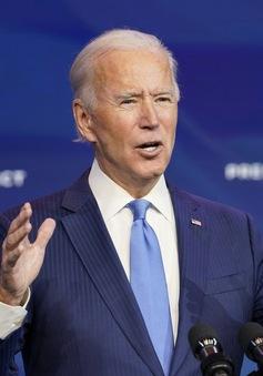 """Tổng thống đắc cử Joe Biden: Ông Trump là """"nỗi hổ thẹn"""" của nước Mỹ"""