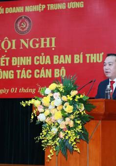 Ông Hồ Xuân Trường giữ chức Phó Bí thư Đảng ủy Khối Doanh nghiệp Trung ương