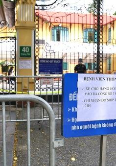 Bệnh viện Việt Đức bị xử phạt 14 triệu đồng