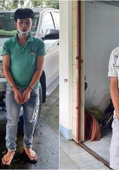 Đồng Nai: Bắt giữ 2 đối tượng cố ý gây thương tích trốn truy nã