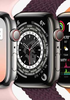 Bạn có nên nâng cấp lên Apple Watch Series 7?
