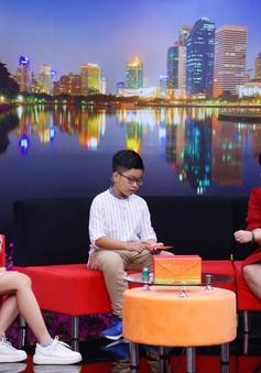 Nhóc tỳ 11 tuổi thổ lộ muốn tự giữ tiền lì xì khiến người mẹ bối rối trên sóng truyền hình