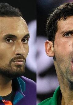 Novak Djokovic - Nick Kyrgios: Đấu quần vợt hay cãi nhau?