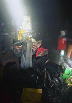 Cháy nhà ngày mùng 1 Tết, một học sinh tử vong thương tâm