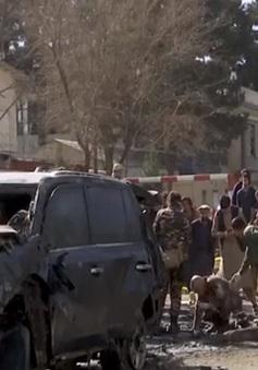 Tấn công đoàn xe Liên Hợp Quốc ở Afghanistan