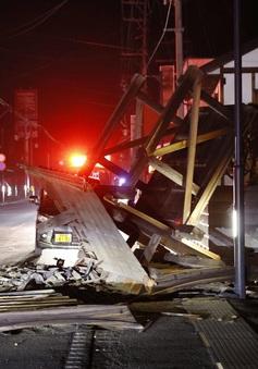 Động đất mạnh 7,1 độ gần bờ biển phía Đông Nhật Bản