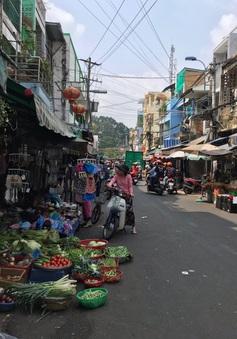 Mùng 4 Tết, các chợ truyền thống ở TP Hồ Chí Minh vắng người mua
